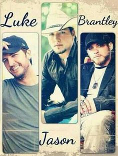 This is why I'm a country girl! Luke especially!