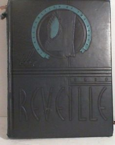 The Reveille:  1938 Mississippi State College Yearbook - Plantation Edition