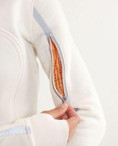 Details we like / Jacket / Pocket / Zipper / orange / Pattern / clothing / at The Well