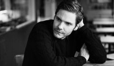 Daniel Brühl - German / Spanish Actor Born in Barcelona than moved to Germany at a young age.