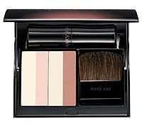 This highlighting powder by MaryKay is my favorite new product that takes years off my face and makes me look bright-eyed and bushy-tailed even when I feel like dookie!