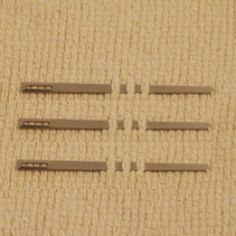 Christine's 1-hole bodkin needles