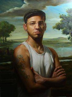 Série Portraits - Paulo Frade