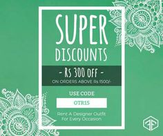 With the entire cash crunch happening, who wouldn't love a discount ! #myotr #offtheramp #renttheramp