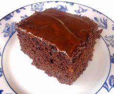 Οι Συνταγές της Λόπης: Σοκολατόπιτα Νηστίσιμη