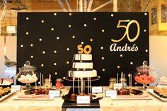 Fiesta-sorpresa-50-cumpleaños-mesa-dulce