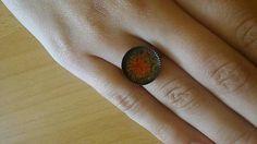 kikulienka9 / Farby lesa - prsteň Druzy Ring, Gemstone Rings, Fantasy, Gemstones, Jewelry, Jewlery, Gems, Jewerly, Schmuck