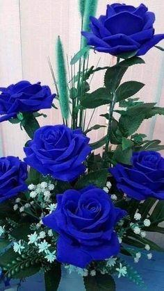 Purple Flowers Wallpaper, Beautiful Flowers Wallpapers, Flower Phone Wallpaper, Purple Roses, Blue Flowers, Love Rose Flower, Beautiful Rose Flowers, Unusual Flowers, Amazing Flowers