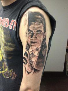 1000+ images about Bela Lugosi Tattoos on Pinterest ...