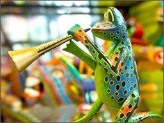 Get Creative > Explore San Antonio > Market Square > Shops & Galleries