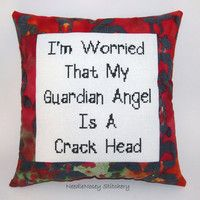 LOL! No, mine is VERY Vigilant, if not worn out...
