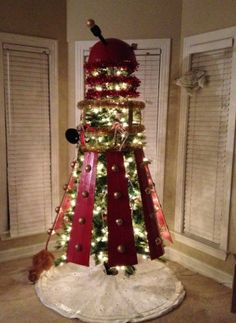 The Christmas Dalek