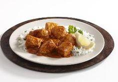 Chicken Tikka Masala from simmer sauce