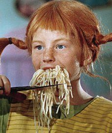 Pippi Langstrumpf Pippi Longstocking, Mike Holland, Child Actors, Kids Shows, Stylish Kids, Women Life, Lady In Red, Childhood Memories, Pepsi