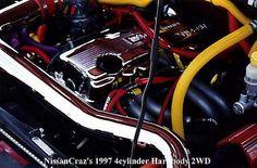 1989 nissan hardbody performance parts