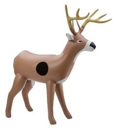NXT Generation Inflatable Deer Target - Archery Target Practice - Life Size Inflatable Buck for Kids - Suitable for Indoor and Outdoor Play - for Hook and Loop Tipped Foam Darts Deer Hunting Birthday, Hunting Toys, Deer Hunting Tips, Deer Targets, Deer Games, 3d Archery, Archery Targets, Camo Party