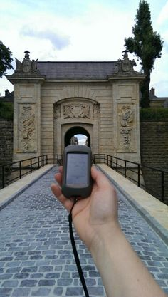 Geocaching in France