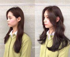 • 3) Hair만으로도 다른사람이~? 헤어스타일 전/후 : 네이버 블로그 Korean Long Hair, Hair Makeup, Make Up, Long Hair Styles, Fashion, Moda, Fashion Styles, Long Hairstyle, Party Hairstyles