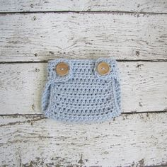 RTS Newborn Diaper Cover / Baby Blue by cherlynnephotography, $13.00