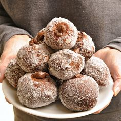frittelle (with Nutella!) - i suppose this should also be pinned to dessert ;)