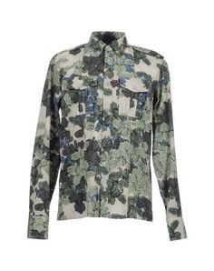 JUST CAVALLI Long sleeve shirt. #justcavalli #cloth #top #pant #coat #jacket #short #beachwear