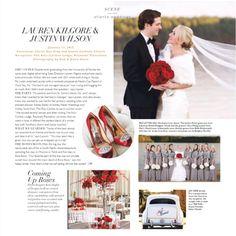Atlantan Brides Modern Luxury June issue