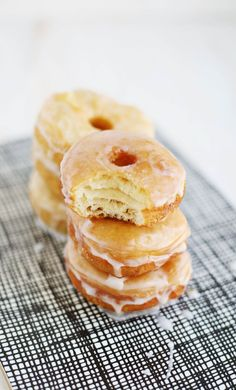 Homemade Cronuts. Been and gone or more to be discovered?