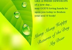 happy returns of the day my dear - good-looking friendship quotes birthday - Quotes Jot - Mix Collection of Quotes Happy Birthday Typography, Happy Birthday For Him, Happy Birthday Images, Friend Birthday, Happy B Day, Are You Happy, Friendship Wishes, Friendship Quotes, Happy Returns