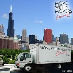 The only movers you need to know in downtown Chicago! 312-692-9562 www.MWMchicago.com