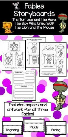 Three Lapbook Fairy Tale Activities  Frog Prince Cinderella
