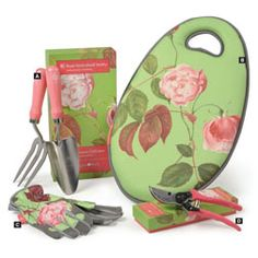 1000 images about christmas gift ideas for green fingers for Gardening tools gift set