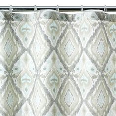 Cabo Mosaic Shower Curtain