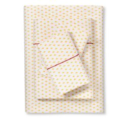 Brooklyn & Bond™ Little Petal Sheet Set. Image 1 of 3.