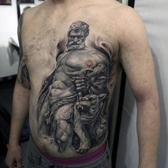 75 Hercules Tattoo Designs For Men