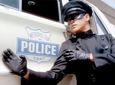 Bruce Lee as Kato in The Green Hornet 1966