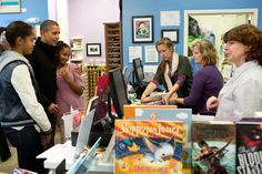 Twitter / whitehouse: President Obama & his ...