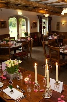Special Events at The Mill at Gordleton Hotel