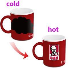 Custom Morphing Mugs Wonder Woman Coffee Tea Milk Hot Cold Heat Sensitive Color Changing 12 Oz Ceramic Mug Fragrant Aroma Drinkware