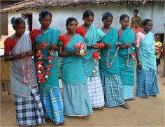 File:Santal people Jharkhand India.jpg