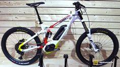 12d5def494d 2017 Haibike xDuro Downhill Pro Electric Mountain Bike - Walkaround - 2016  Eurobike