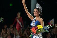 2015 Miss Universe is Miss Philippines Pia Alonzo Wurtzbach held in Las Vegas, Nevada, Usa