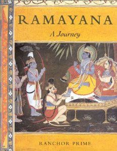 Ramayana: A Journey by Ranchor Prime. $15.49. Publisher: Welcome Rain Publishers (August 1, 1999). Publication: August 1, 1999. Ramayana, meaning Rama's travels is one of the greatest epics of all times. Packed with action and romance, this 4,000 year old story of                                                         Show more                               Show less