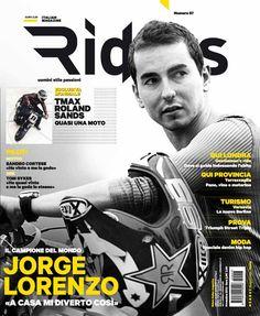 riders __ Lorenzo