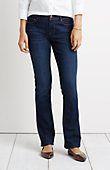 I do love a classic boot cut jean! Women's apparel, accessories, and footwear from J. Jill http://www.jjill.com/jjillonline/product/itempage.aspx?BID=526357874&rPFID=14&item=YF030C&h=M&sk=M