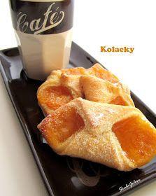 Siula Golosa: Kolacky, ovvero biscotti al Philadelphia con confettura