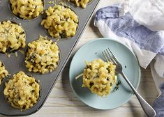 Call off the hunt for the best school lunch for your kids because these Kale Mac and Cheese are all you need. They are super cheesy and pack up easily.