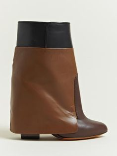Givenchy Women's Contrast Panel Boots