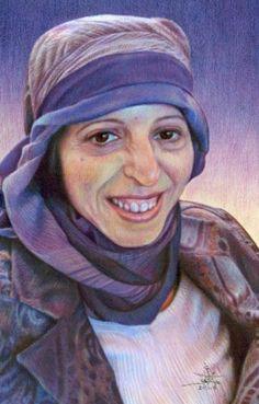الفنان اليمنى عدنان جمن