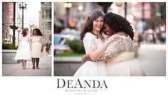 Black Lesbians, By Any Means Necessary, Black Women, Wedding Dresses, Lace, Beautiful, Fashion, Bride Dresses, Moda