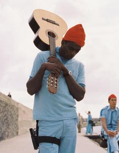 seu jorge / the life aquatic